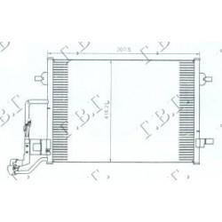 ΨΥΓΕΙΟ A-C  57.5x42.5x1.6