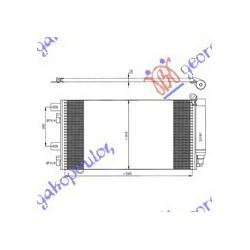 ΨΥΓΕΙΟ A-C  59x32x1.6