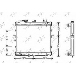 ΨΥΓΕΙΟ 2.0ι 16V  A-C 45x52.4