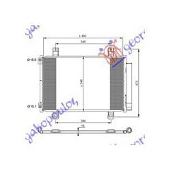 ΨΥΓΕΙΟ A-C  50x32.5x1.6
