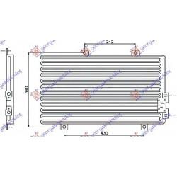 ΨΥΓΕΙΟ A-C 95- TS 54.5x34.5