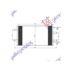 ΨΥΓΕΙΟ A-C 2.5 CDTi-DCi  69x39