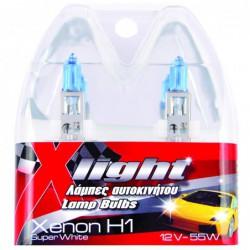 ΛΑΜΠΕΣ XENON H1 100W