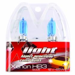 ΛΑΜΠΕΣ XENON HB3-9005 65W