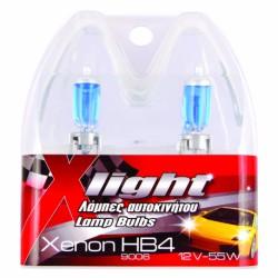 ΛΑΜΠΕΣ XENON HB4-9006 55W