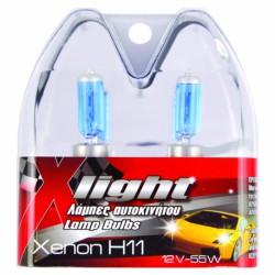 ΛΑΜΠΕΣ XENON H11 55W