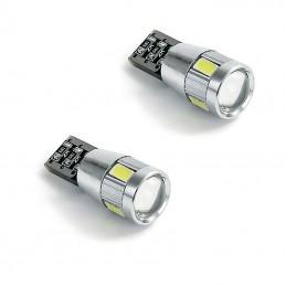 ΛΑΜΠΕΣ LED T10 Wedge-CANBUS...