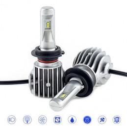 ΣΥΣΤΗΜΑ LED D6 H7 CANBUS & EMC